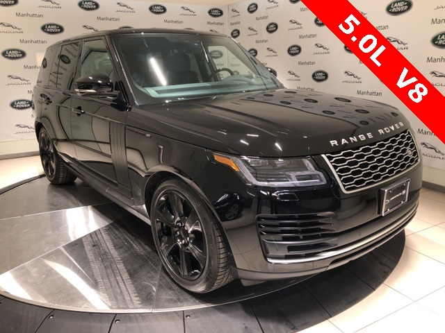Pre-Owned 2019 Land Rover Range Rover 5.0L V8 Supercharged