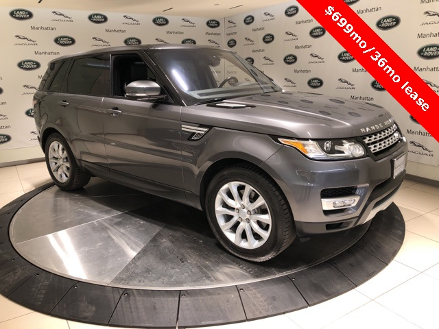 2016 Land Rover Range Rover Sport 3.0L V6 Supercharged HSE 4WD